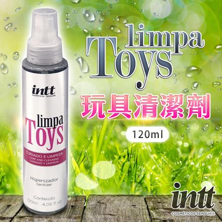 巴西Intt limpa TOYS 玩具清潔劑 120ml