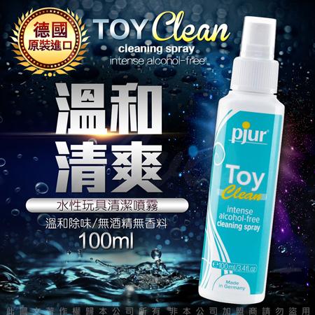 德國Pjur-TOY CLEAN 玩具清潔噴霧 100ML