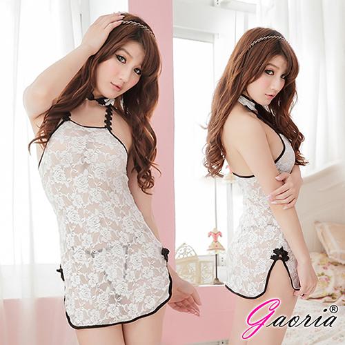【Gaoria】一親芳澤 旗袍蕾絲 角色扮演 性感情趣睡衣