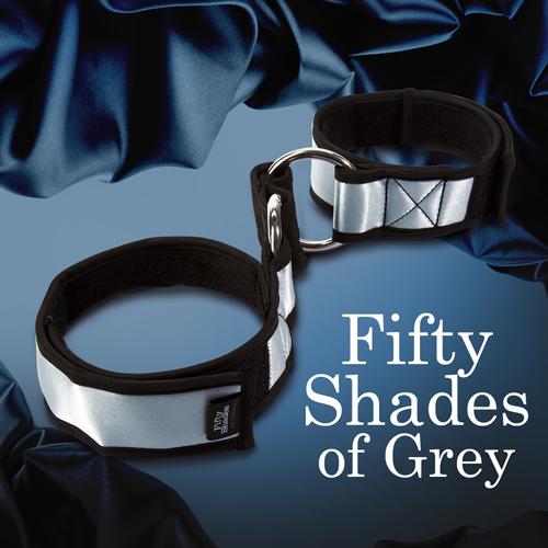 Fifty Shades Of Grey 格雷的五十道陰影  承諾服從手臂約束 束縛帶