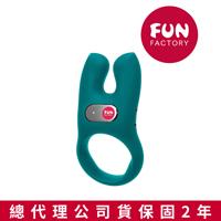 德國FUN FACTORY NOS 寶貝魔戒-男性科技振動環(第二代)(綠色)(充電式)