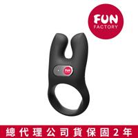 德國FUN FACTORY NOS 寶貝魔戒-男性科技振動環(第二代)(黑色)(充電式)