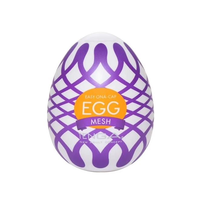 TENGA EGG WONDER 歡樂系列 MESH/織網 EGG-W03