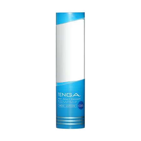 TENGA HOLE LOTION 杯趣專用潤滑液 [COOL/冰酷藍]