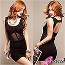 【Gaoria】迷人寶貝-露背 性感緊身包臀 夜店裝