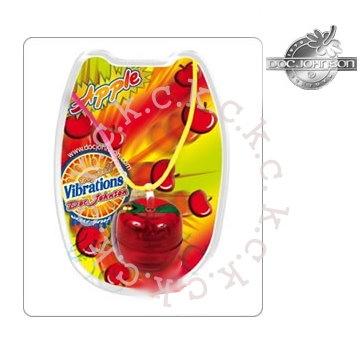 美國DOC JOHNSON《 熱情亞當果 》蘋果型防水小型振動器
