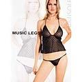 美國MUSIC LEGS《 性感兩截式貓裝 - 9299 》美國原裝進口高級服飾