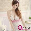 【Gaoria】純白甜心-糖衣柔緞睡襯衣