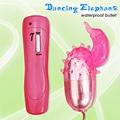 Jumping Dolphin 大象造型G點七段變頻防水震蛋