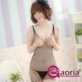 【Gaoria】網羅愛情-性感美背貓裝網衣
