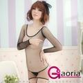 【Gaoria】叛逆小淘氣.緊身裙貓裝網衣