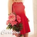 【Caroline性感睡衣】玫瑰情人